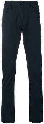 Armani Jeans slim fit trousers