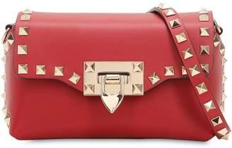 Valentino Leather Bag W/ Studs