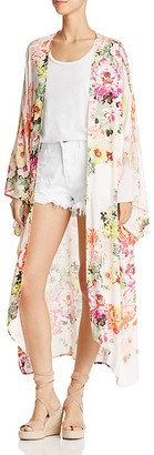 YFB On The Road Raven Kimono $118 thestylecure.com