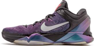 Nike Zoom Kobe 7 Black/Court Purple 'Invisibility Cloak'