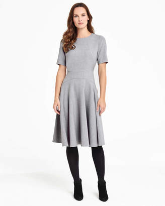 Phase Eight Leoni Midi Fit And Flare Dress