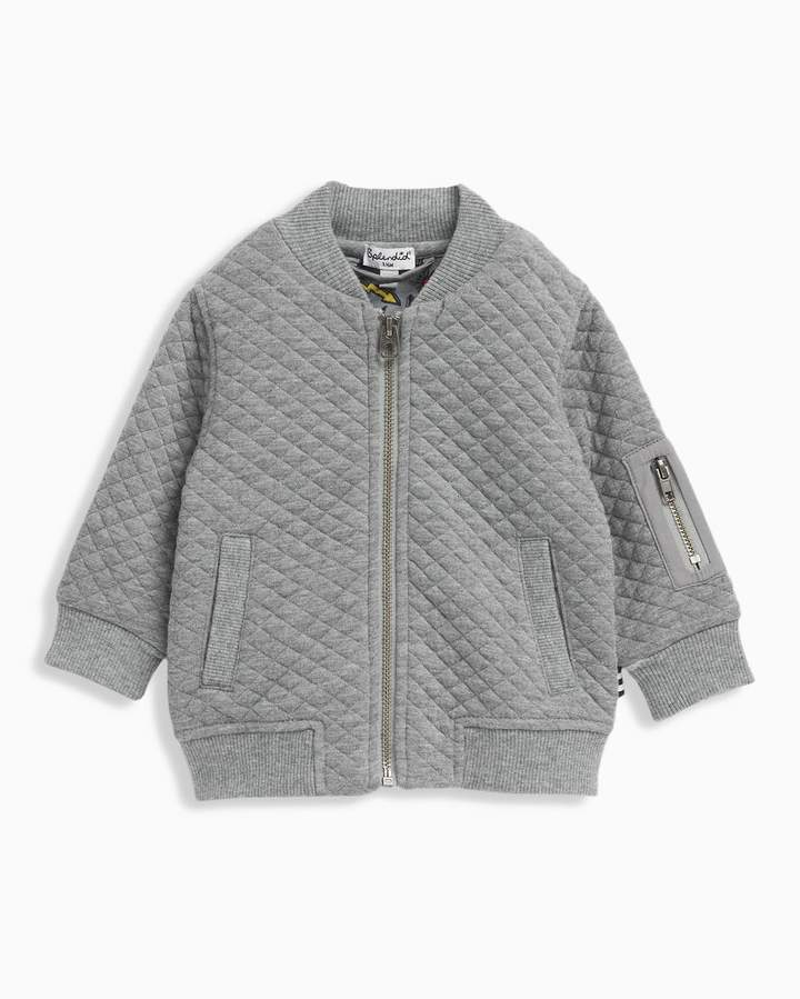 Baby Boy Quilted Jacket