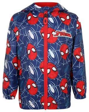 George Marvel Spider-Man Shower Resistant Jacket