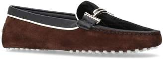 Tod's Buckle Gommino Driving Shoes
