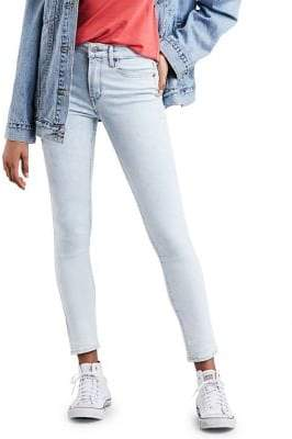 Levi's 721 The City High-Rise Skinny Jeans