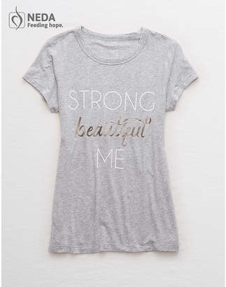 American Eagle Aerie Limited-Edition NEDA Tee