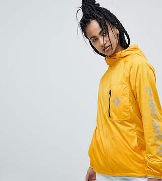 Converse Lightweight Jacket In Yellow