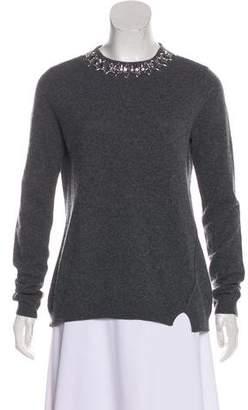 Rebecca Taylor Merino Wool-Blend Sweater