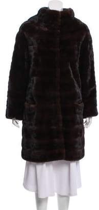 J. Mendel Mink Fur Coat
