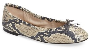 Women's Sam Edelman 'Felicia' Flat $99.95 thestylecure.com