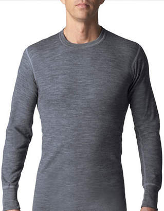 Blend of America STANFIELD'S Two Layer Merino Wool Long Sleeve Shirt