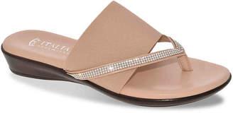 Italian Shoemakers Luxi Wedge Sandal - Women's