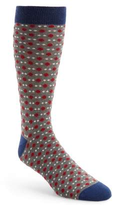 Ted Baker Polka Dot Socks