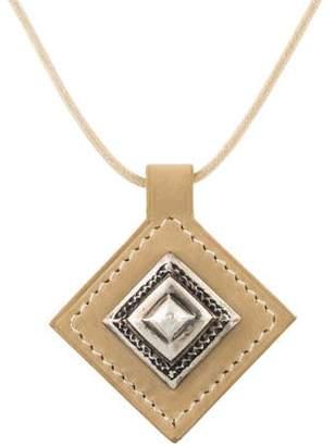 Hermes Touareg Pendant Necklace