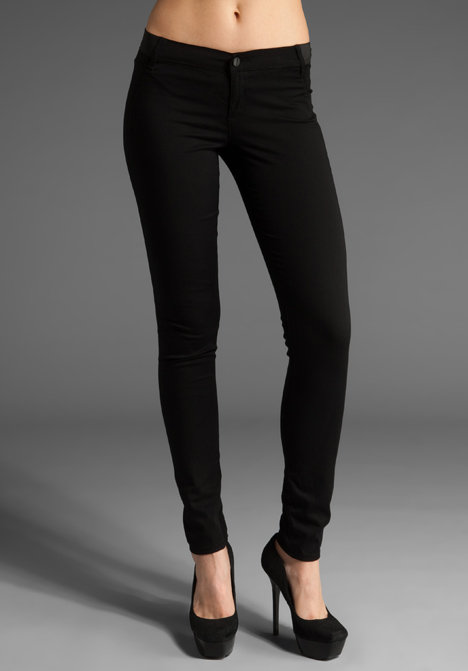 Decades Denim Sophia Stretch Twill Legging