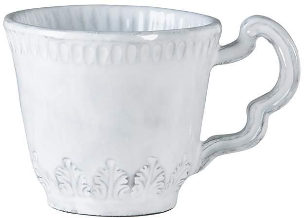 VIETRI Leaf Mug