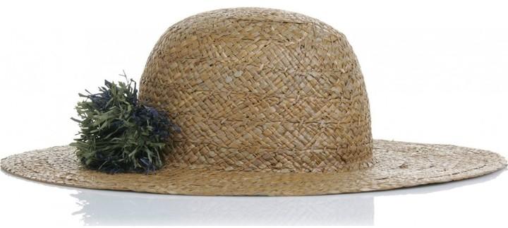 Hat Attack STRAW HAT