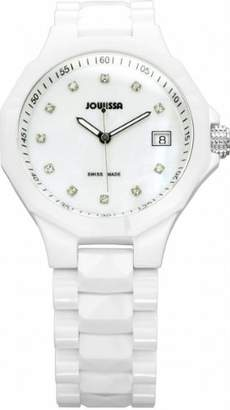 Jowissa Women's 'Venus' Quartz Ceramic Casual Watch