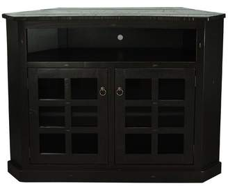 AmericanHeartland Rustic Corner TV Stand for TVs up to 55""