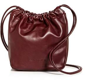 Creatures of Comfort Mini Leather Pint Bag