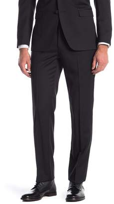 Theory Marlo P Hamburg Flat Front Tuxedo Trousers
