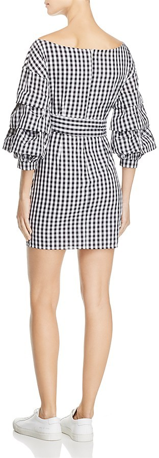 Do and Be Gingham Wrap Dress - 100% Exclusive 2