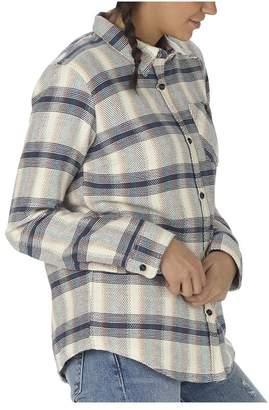 Burton Grace Sherpa Flannel Shirt - Women's