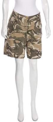 DSQUARED2 Camo Knee-Length Shorts