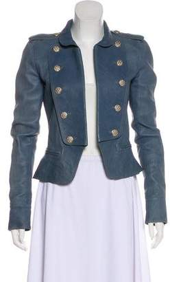 Chanel Versailles Leather Jacket