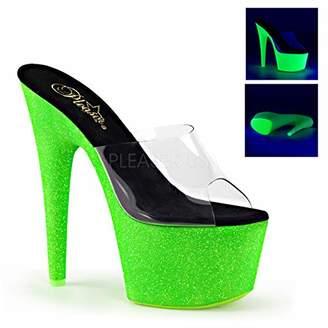 Pleaser USA Women's Ado701uvg/c/ngng Platform Sandal