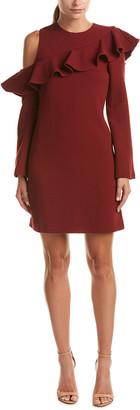Jill Stuart Wool Shift Dress