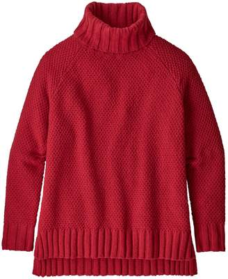 Patagonia Women's Off Country Turtleneck