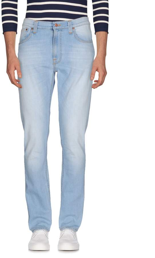 Nudie Jeans Denim pants - Item 42570558