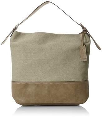 Esprit Accessoires Womens 998EA1O802 Shoulder Bag Beige Size: