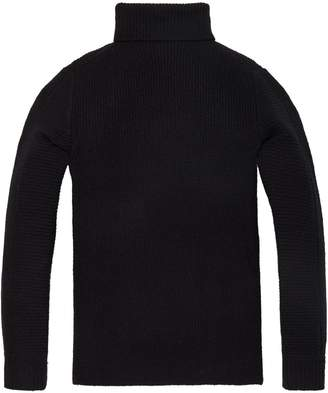 Scotch & Soda Chunky Turtleneck