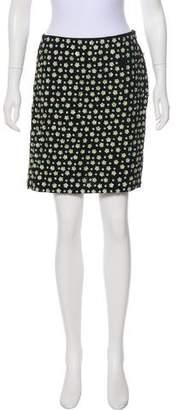 Opening Ceremony Embellished Mini Skirt