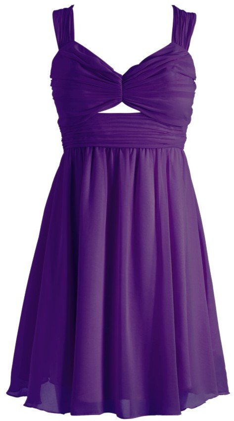 Pixie Backless Babydoll Dress