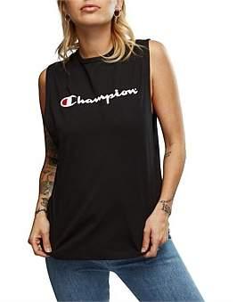 Champion Script Muscle Tank
