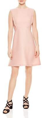 Sandro Tolina Lace-Back Dress