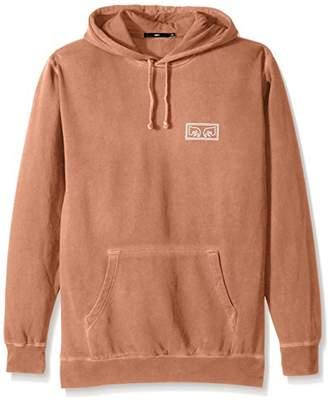 Obey Men's Eyes Hooded Fleece Sweatshirt