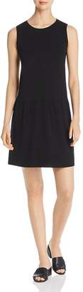 Eileen Fisher Drop-Waist Tee Dress
