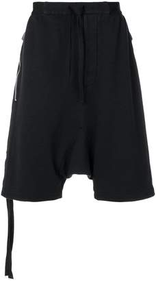 Unravel Project drop crotch shorts