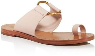 Tory Burch Women's Brannan Studded Leather Sandals