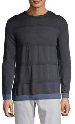 Giorgio Armani Crewneck Wool Sweater