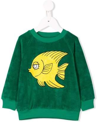 Mini Rodini Fish print sweatshirt