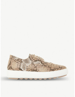 Dune Edelin leather trainers