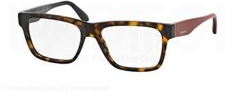 Prada Voice Eyeglasses PR16RV 2AU1O1 Havana 51 16 140