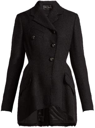 Proenza Schouler Double-breasted tweed blazer