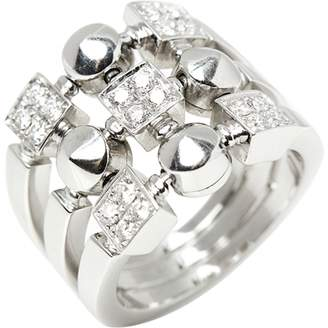 Bulgari White gold ring
