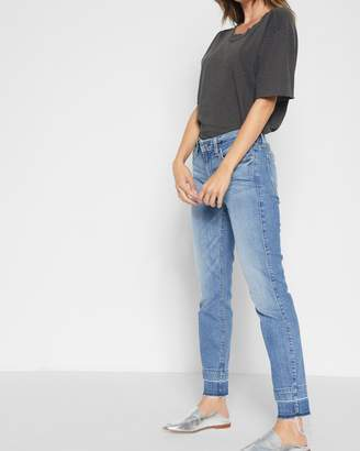 7 For All Mankind Ankle Skinny with Trouser Released Hem in East Village